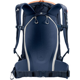 VAUDE Back Bowl 30 Sac à dos, orange madder